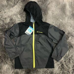 Columbia Boys' Glennaker Rain Jacket (PM1541)
